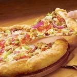 Cách nấu Pizza từ nồi cơm điện