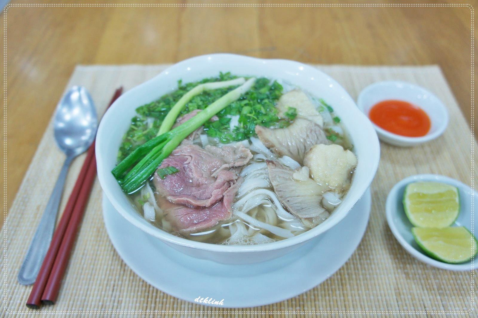 Người Hàn Quốc có thích ăn phở Việt