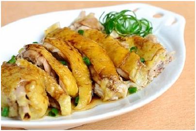 cách làm món gà luộc ngon