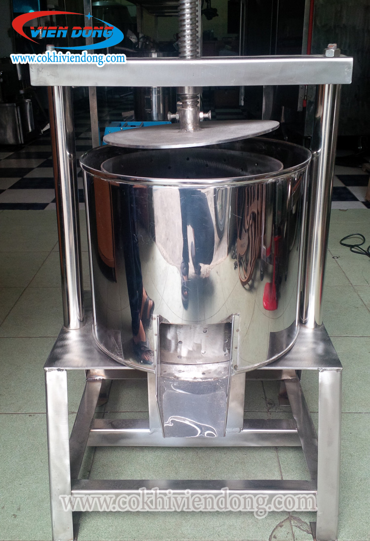 Máy ép nước cốt dừa bằng tay