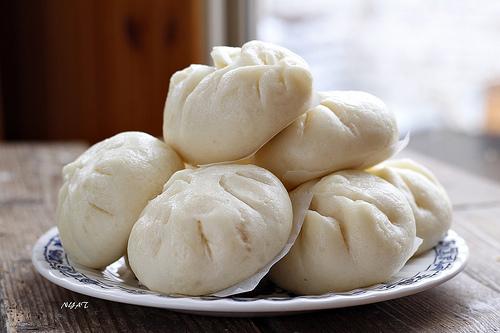 cách làm bánh bao bằng nồi cơm