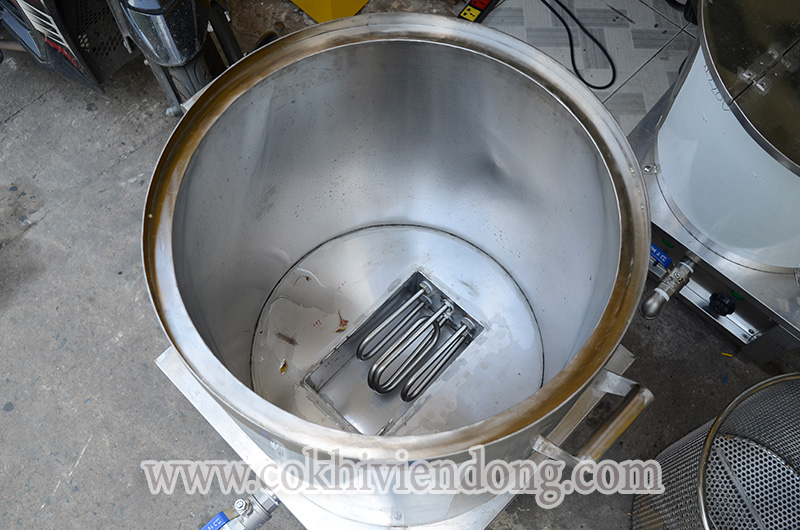 Vệ sinh và bảo quản nồi nấu phở bằng điện