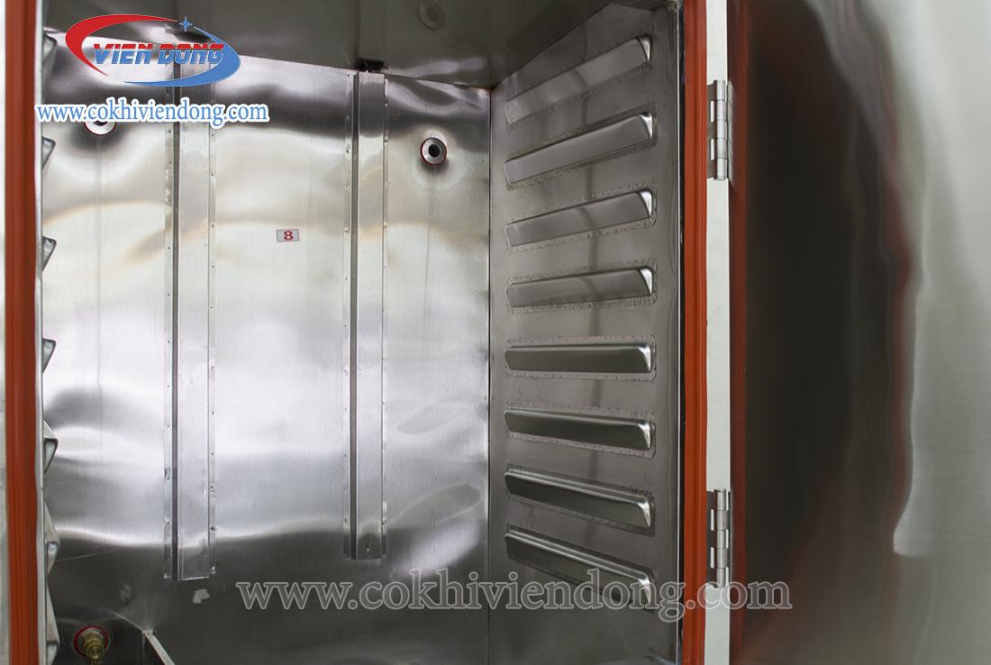 Tủ hấp giò chả Việt Nam 12 khay