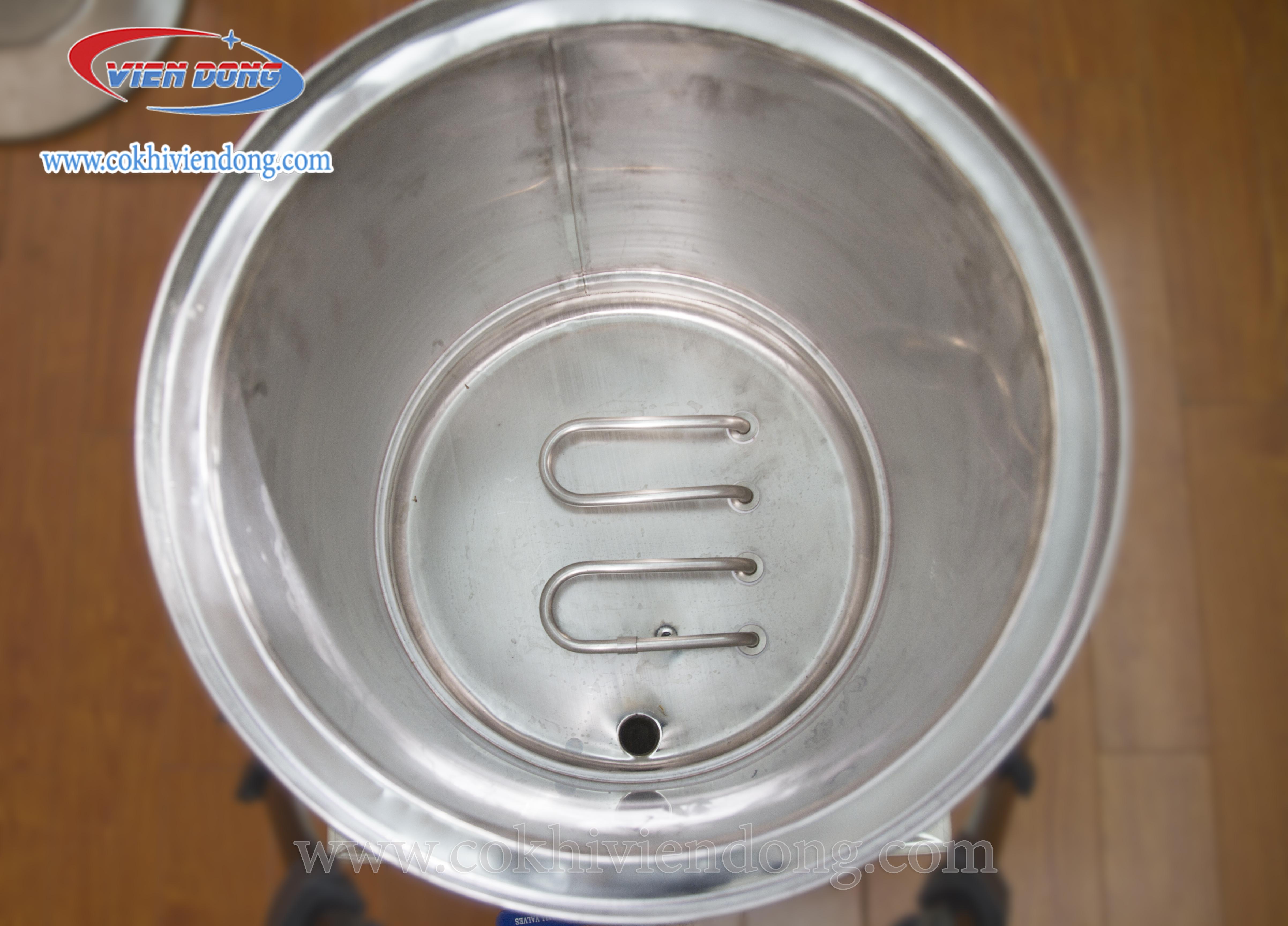 Thanh nhiệt nồi nước lèo 2 ngăn