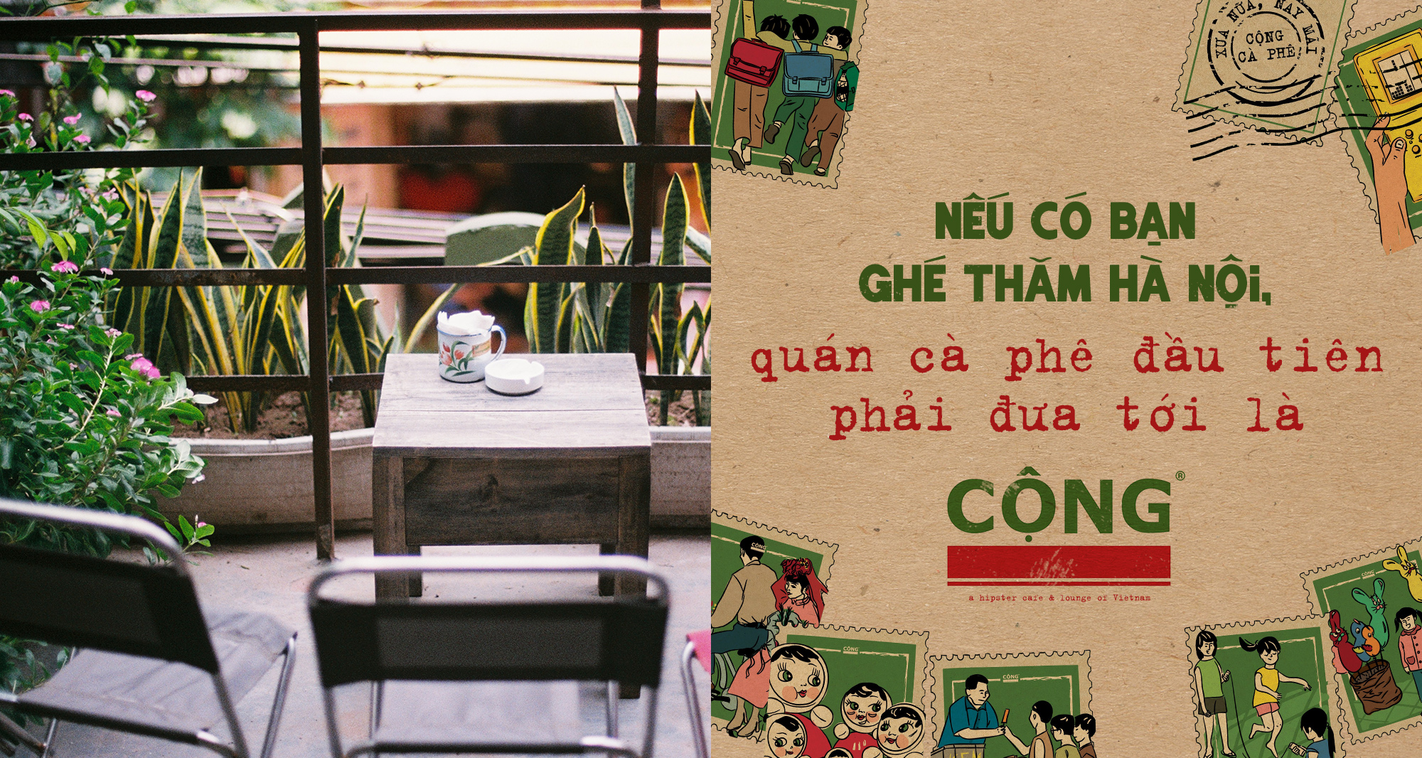 Khởi nghiệp cafe
