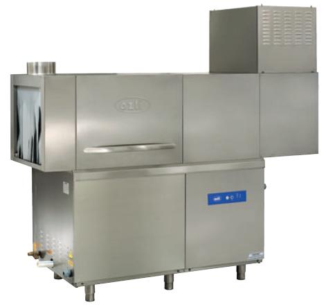 Nhược điểm của máy rửa bát cao cấp cho nhà hàng Ozti