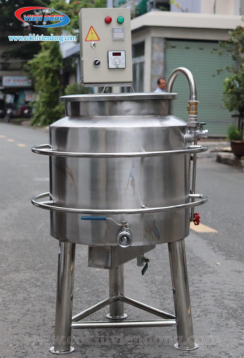 nồi nấu sữa đậu nành công nghiệpnghiệp