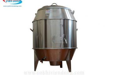 Lò quay vịt bằng gas có lên chuẩn hương vị vịt quay Bắc Kinh không ?