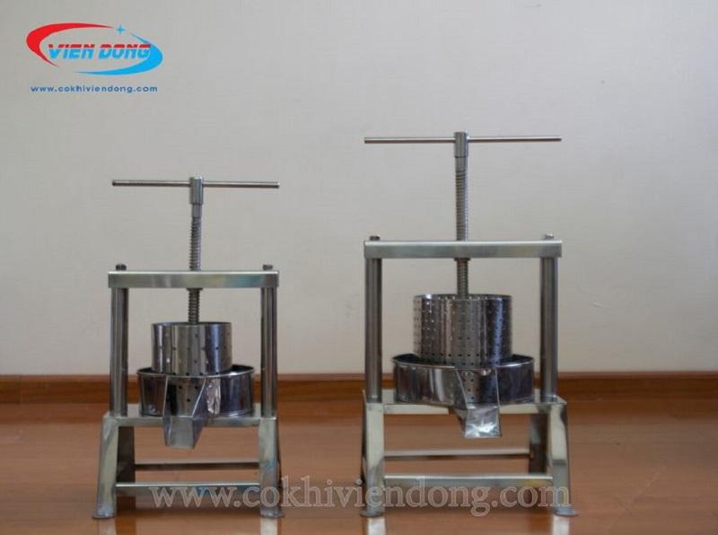 máy ép nước cốt dừa dùng tay 1kg và 1,5kg