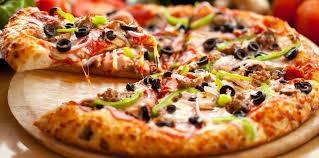 lò nướng pizza