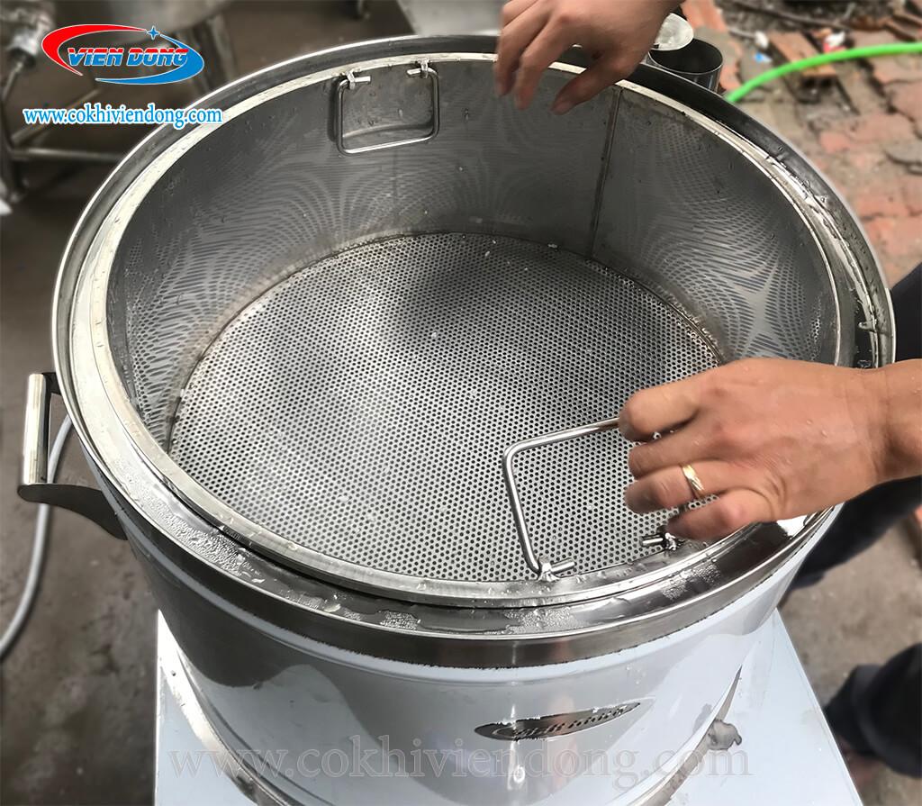Hướng dẫn vệ sinh và bảo quản nồi nấu xôi điện đơn giản nhất