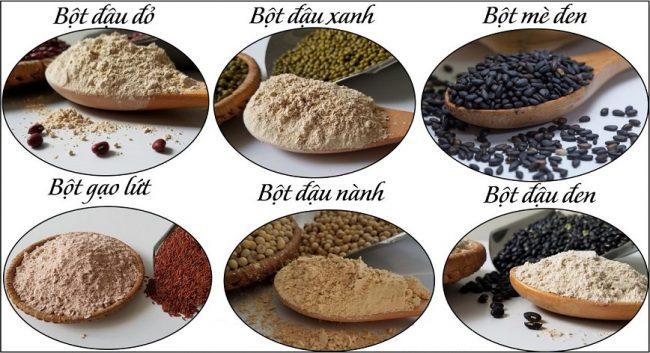 Máy xay bột ngũ cốc siêu mịn