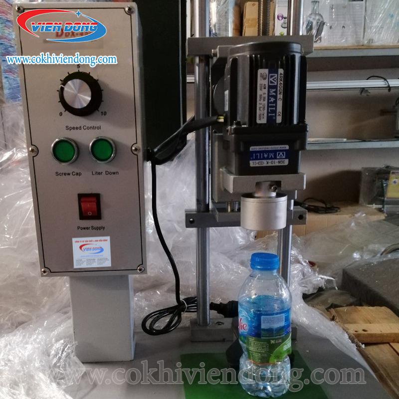 máy vặn nắp chai DDX 450