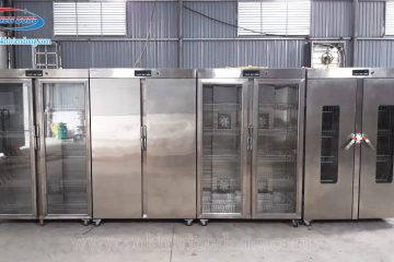 Mách nhỏ bạn cách chọn tủ sấy chén công nghiệp