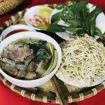 Cách dùng nồi nấu phở tại Hàn