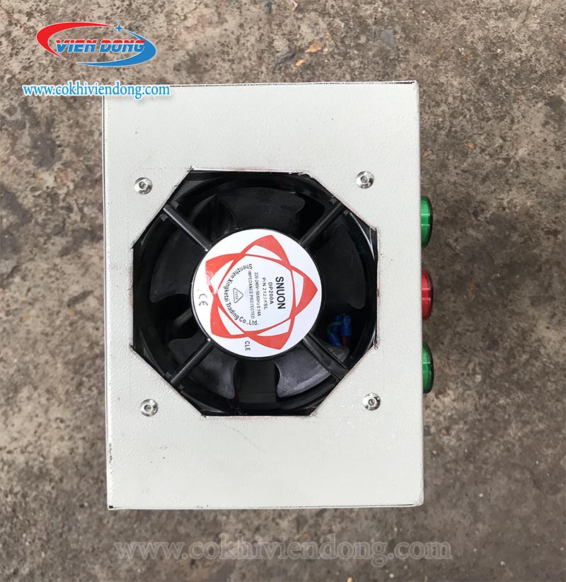 Nồi nấu phở tủ điện chiết áp (4)
