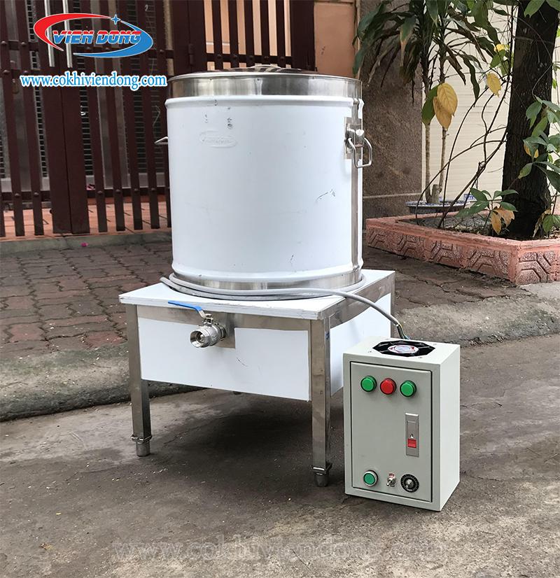 Nồi nấu phở tủ điện chiết áp (9)
