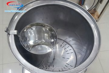 Tìm hiểu quy trình sản xuất nồi nấu phở điện chất lượng cao Viễn Đông