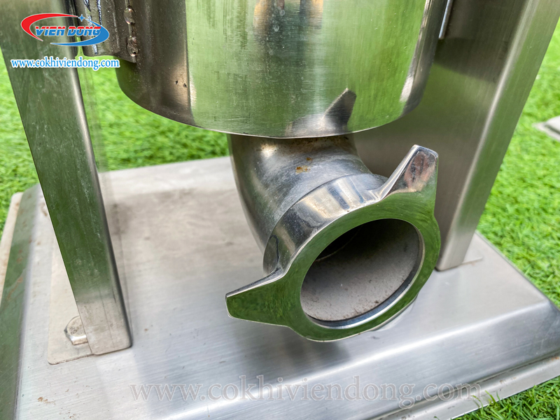 Năng suất của máy đùn xúc xích