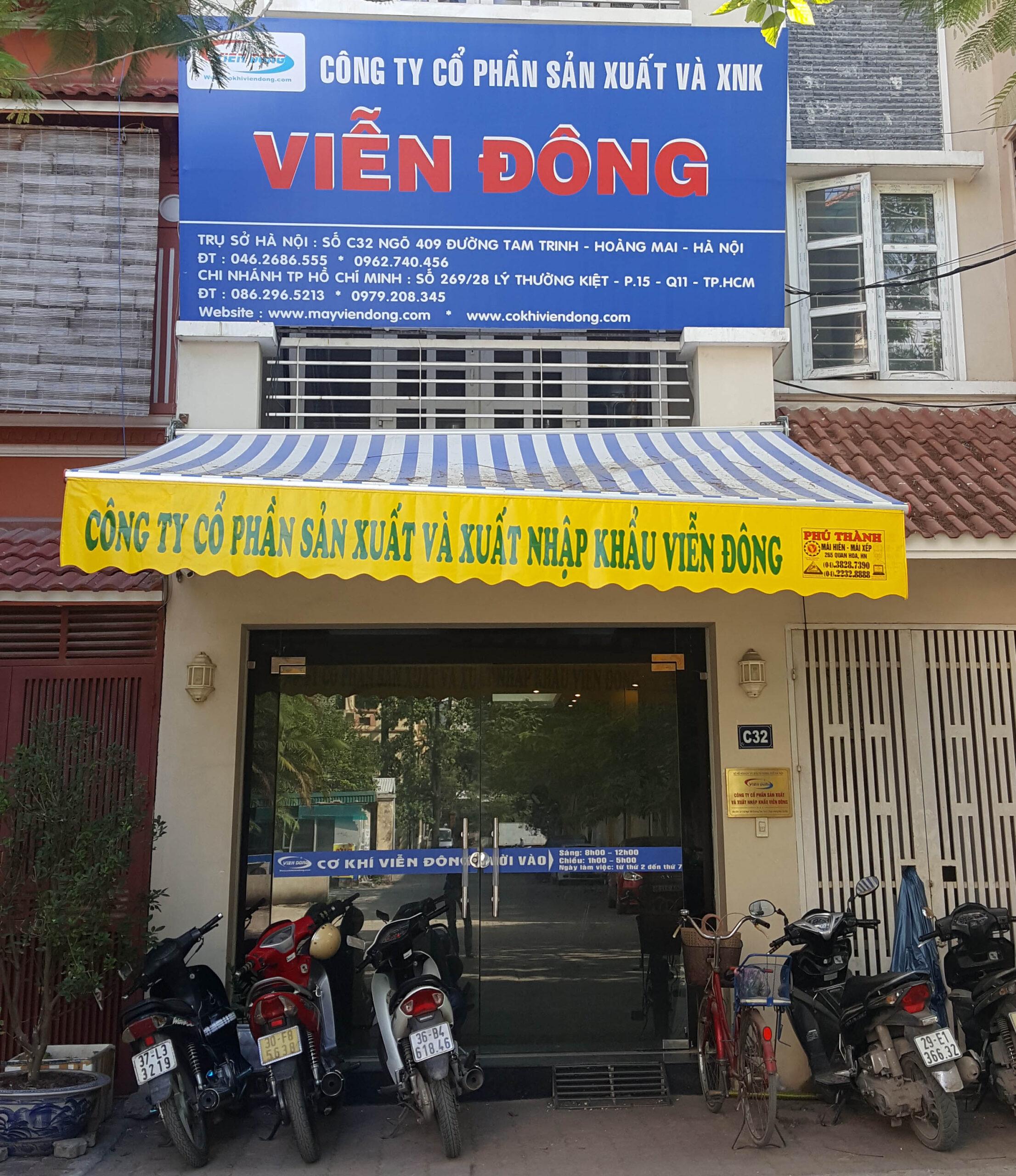 chi nhánh của Viễn Đông tại Hà Nội