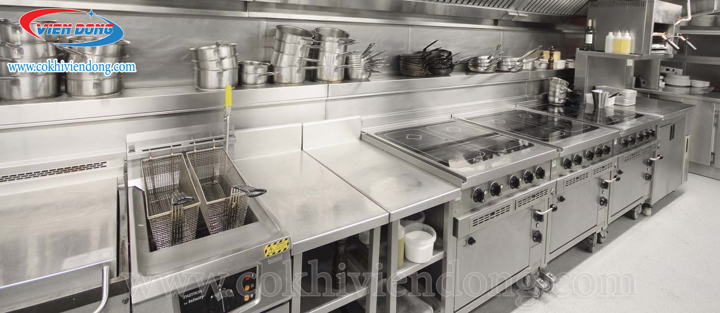 Bếp từ công nghiệp đôi
