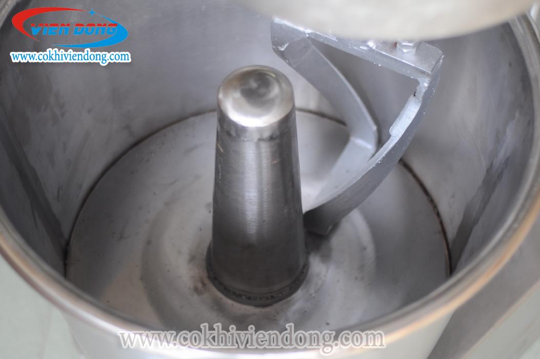 cối máy trộn bột làm bánh trung thu
